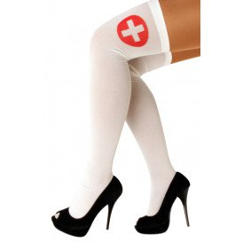 Stay up kousen verpleegster