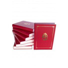 Sinterklaas boek mijter