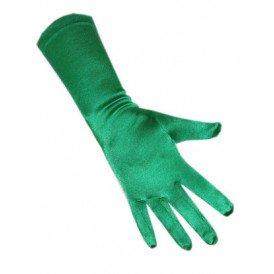 Handschoen satijn