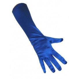 Handschoen blauw