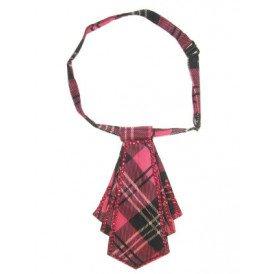 Mini stropdas ruit