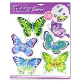 Vlinders decoratie