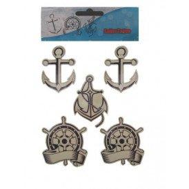 Marinier tattoo's