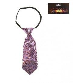 Pailletten stropdas