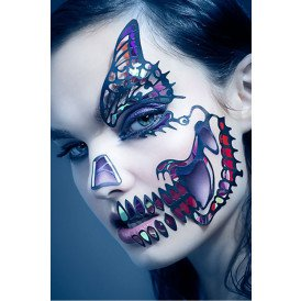 Face-lace Mariposa  Face Lace