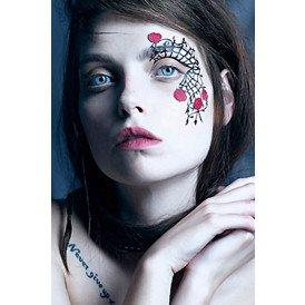 Face-lace  Gothamour Eye lace
