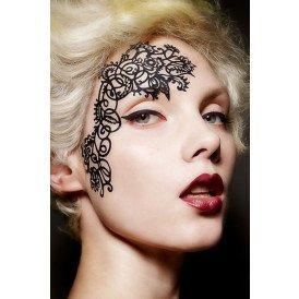 Face-lace Mehndoodle