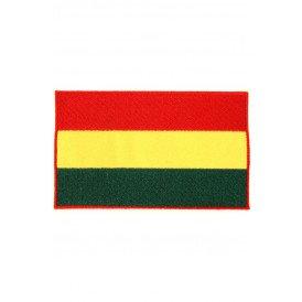 Applicatie Vlag limburg rood-geel-groen