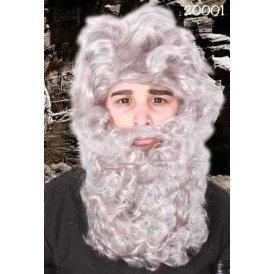 Maxi baard grijs