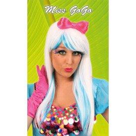 Pruik miss gogo