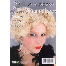 Pruik marilyn blond