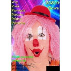 Clownspruik