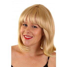 Pruik Elin blond