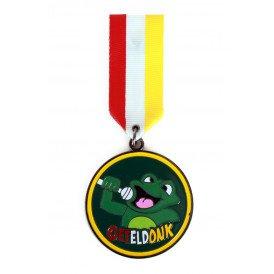 Medaille/Onderscheiding speldje kikker oeteldonk versie 5