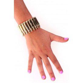 Armband gouden kogels