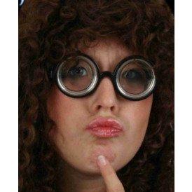 Jampot bril + dikke glazen