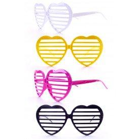Bril luxaflex hart model assortie kleuren