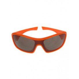 Ski-bril oranje