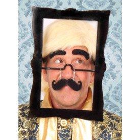 Bril met fotoframe