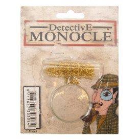 Monocle deluxe metaal glas