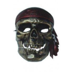 Masker piraat goud