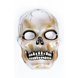 Masker skelet transparant
