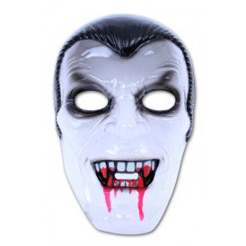 Masker transparant Dracula