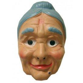 Masker plastic oma + knotje