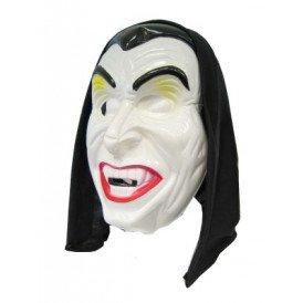 Masker dracula met hoofddoek