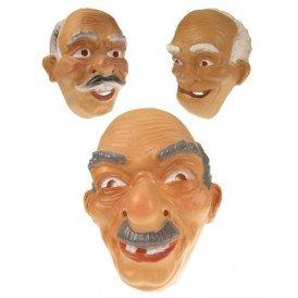 Masker plastic opa assortie