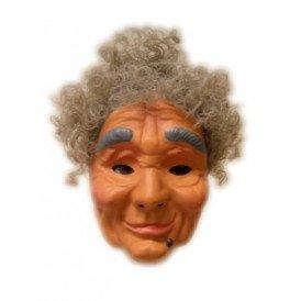 Masker sarah plastic met haar