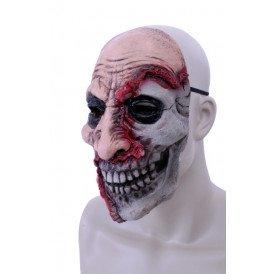 Masker horror half dood latex