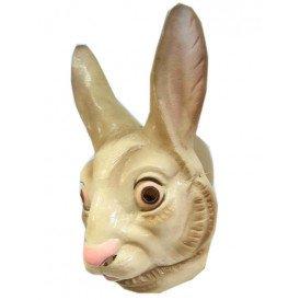 Masker konijn plastic