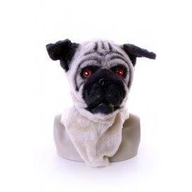 Volkop masker hond met lichtgevende ogen en bewegende mond