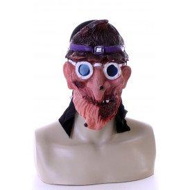 Masker piloot met bril 2 assorti