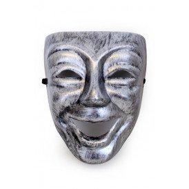 Masker nar zilver