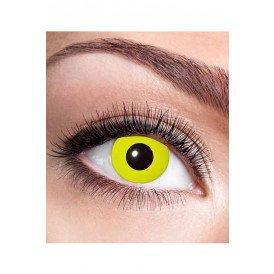week lenzen per paar in doosje Yellow crow eye