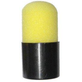 PXP Mini Foam Spons in houder diameter 3,5 cm hoogte 7 cm