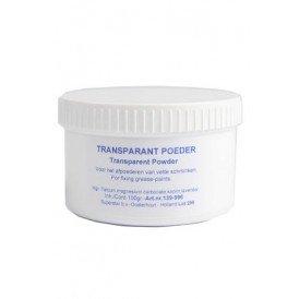 Transparant poeder (Sint) 100gr