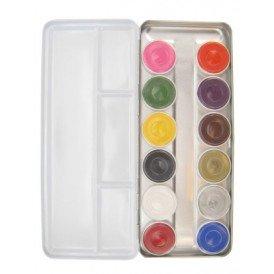 schmink basis kleuren