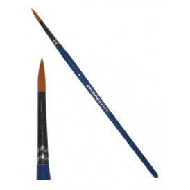 PXP penseel spits nr. 4  mt.