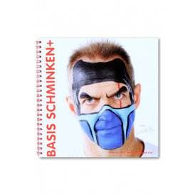 Schminkboek Basis schminken + ( Nick en Brian Wolfe )