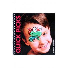 Schminkboek Quick Picks door Margi Kanter
