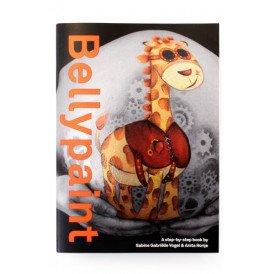 Schminkboek Bellypaint (Sabine Gabrielle Vogel & Anita Rorije) NETTO
