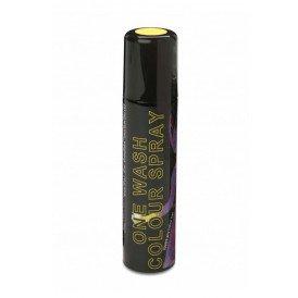 Stargazer one wash hair spray UV yellow, 75 ml