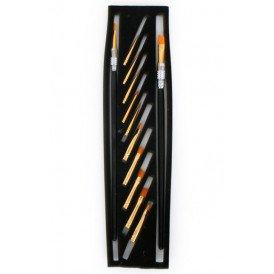 PXP Professional Colours set of pencils multi brush  12 brushes