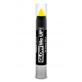 Paint liner Stick neon UV 3,5 gram geel