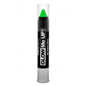Paint liner Stick neon UV 3,5 gram groen