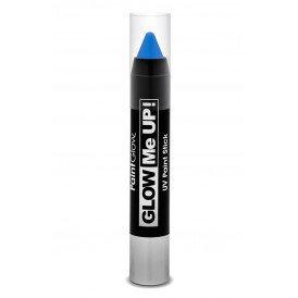 Paint liner Stick neon UV 3,5 gram blauw