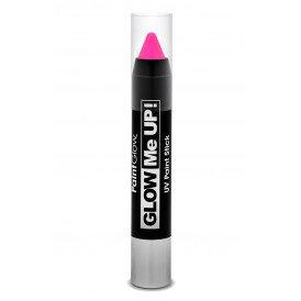 Paint liner Stick neon UV 3,5 gram pink